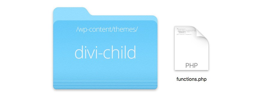 functions php divi child